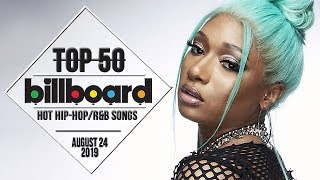 Top 50 • US Hip-Hop/R&B Songs • August 24, 2019 | Billboard-Charts