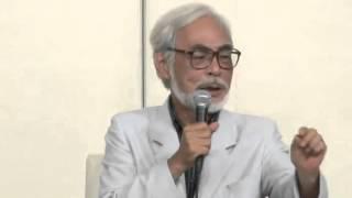 9月6日 スタジオジブリ宮崎駿監督引退記者会見 ノーカット版.