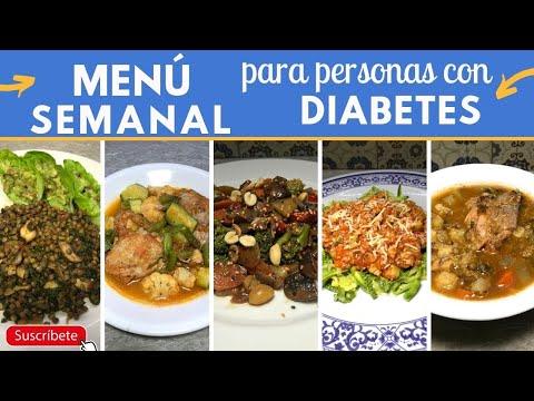 menú-semanal-para-diabÉticos-fácil-y-barato---cocina-de-addy---diabetes-recetas-de-cocina