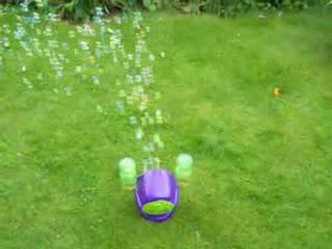 gazillion monsoon bubble machine instructions