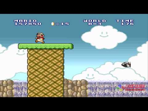 Super Mario Bros Lost levels - World B