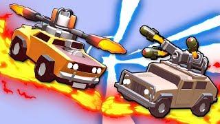 МАШИНКИ МОНСТРЫ CRASH OF CARS #1 Игровой мультик про машины для детей