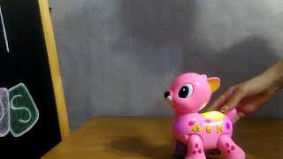 Електронна іграшка Оленя