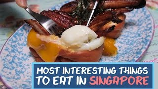 New Things To Eat In Singapore (Part 1) - Guide To Singapore: Episode 10