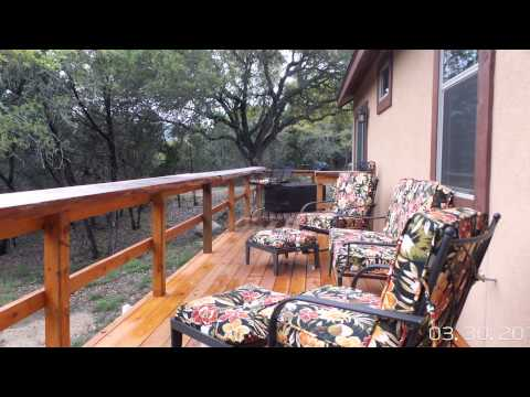 Fawn Creek Cabin vacation rental located in Canyon Lake, Texas www.mainsailvacations.com