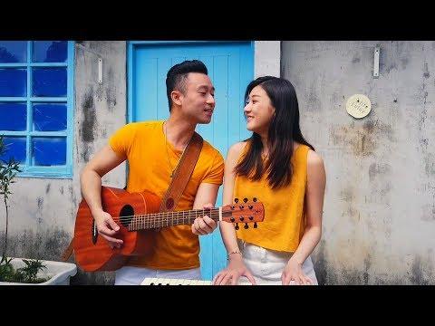 五月天 -《私奔到月球》 (ft. 林逸欣)【Sam Lin Cover】