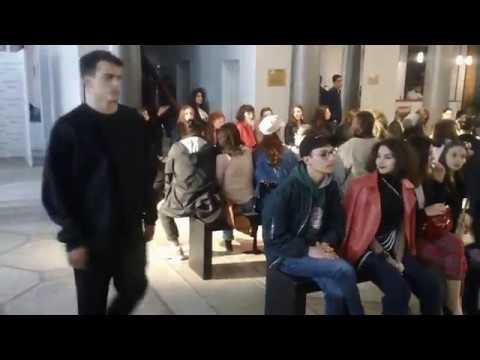 New Talent Competition Mariam Kemokidze Tbilisi Fashion Week - თბილისის მოდის კვირეული