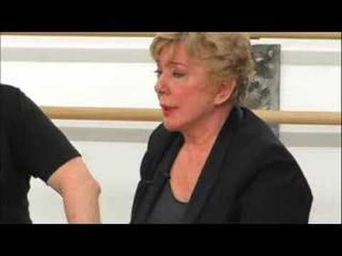 Marge Beddow, the REDHEAD Ballet, Gwen's injury and Fosse Hands