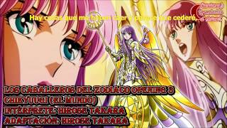 Chikyuugi 【Hirose Takara】 Cover Latino - L0$ C@B@LLER0$ D3L Z0Dl@C0 H@D3$ Opening 1
