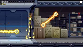 Jetpack Joyride PC Gameplay 2!