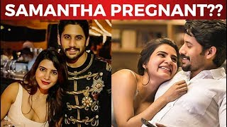 Actress Samantha Akkineni Reacts to Pregnancy Rumours | Samantha
