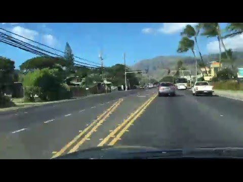 Waianae [Time Lapse]