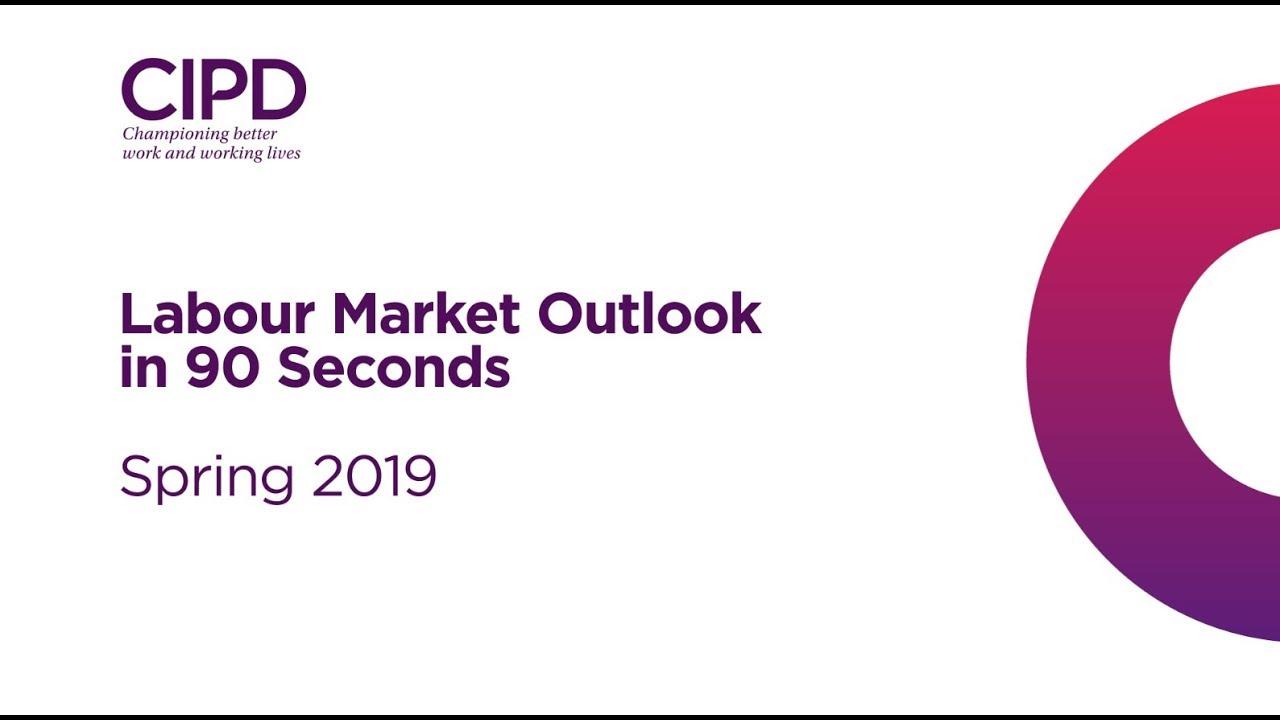 Labour Market Outlook   Surveys   CIPD