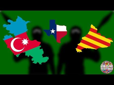 - Yok Olabilecek - Bölünebilecek - Terörden Bıkmış Ülkeler