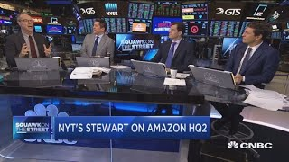 The New York Times' Jim Stewart on why Amazon chose the wrong city