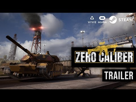 Buy Zero Caliber VR from the Humble Store