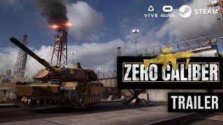 ZERO CALIBER VR TRAILER | Oculus Rift | HTC Vive