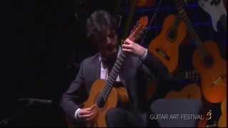 """Gabriel Bianco - N. Coste - Fantasie Dramatique """"Le Depart"""", Op.31"""