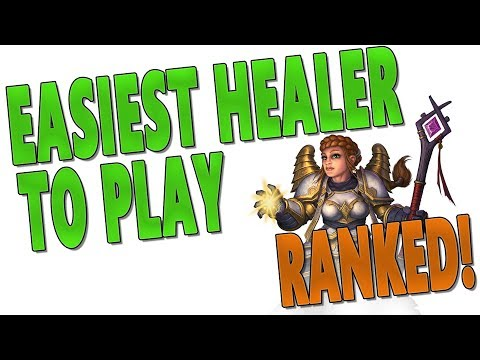 EASIEST HEALING CLASS TO PLAY 7.3.5 & 7.3 | Best Beginner Healer Class | Healer Comparison & Ranking