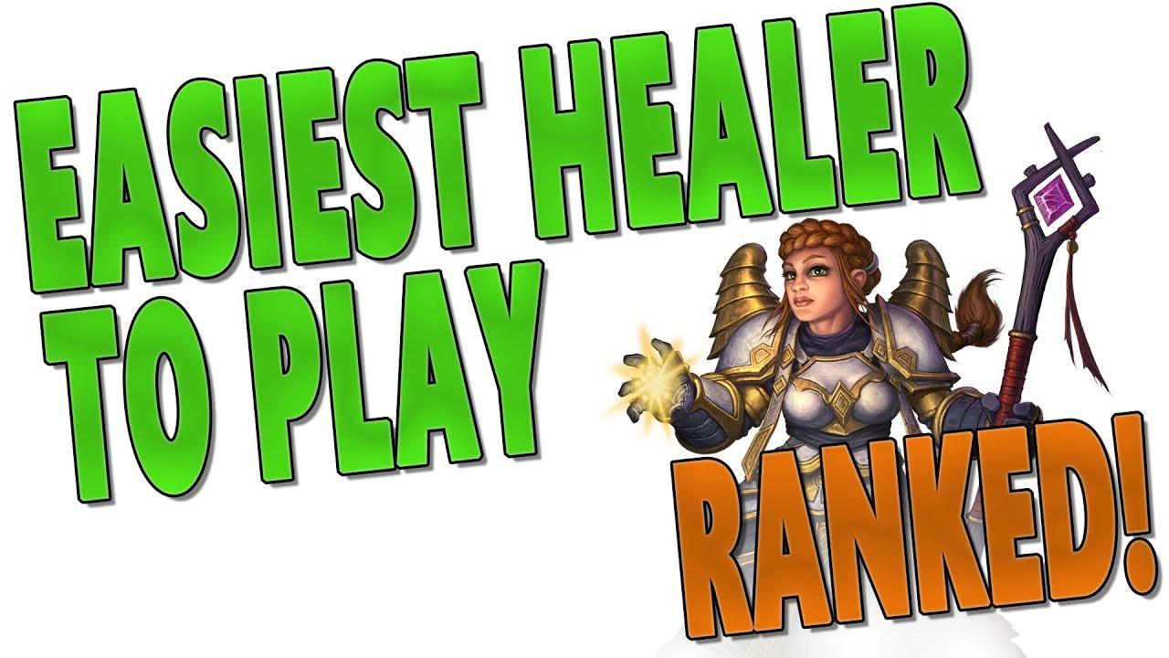 Easiest Healing Class To Play 7 3 5 7 3 Best Beginner Healer Class Healer Comparison Ranking Youtube