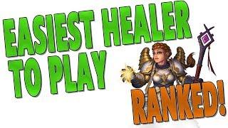 EASIEST HEALING CLASS TO PLAY 7.3.5 & 7.3   Best Beginner Healer Class   Healer Comparison & Ranking