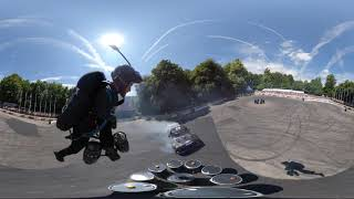 360 - Flying with Ken Block at Goodwood FOS