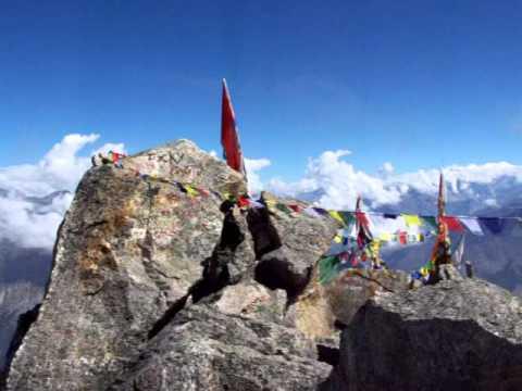 Kinner Kailash Yatra Top By Gopal Sharma Youtube