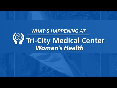 Women's Health – Full Episode – What's Happening at Tri-City Medical Center