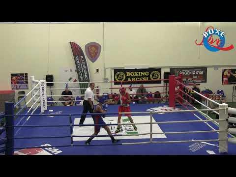 Santucci Nicolò vs Buzzi Mariano Semifinali 52 kg Schoolboys