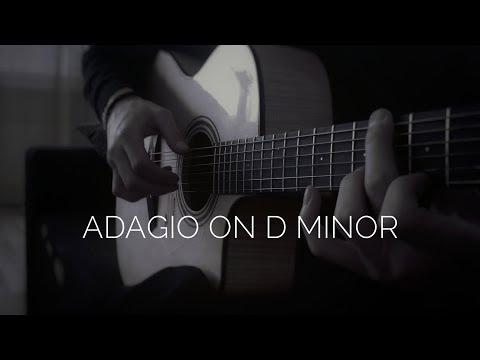 "John Murphy - Sunshine (Adagio In D Minor) / Kickass Soundtrack ""Strobe"" Fingerstyle Guitar Cover"