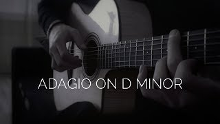 "John Murphy - Sunshine (Adagio In D Minor) / Kickass soundtrack ""Strobe"" Fingerstyle Guitar Cover"