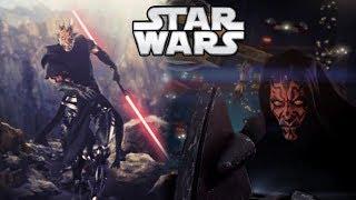 Maul a Star Wars Story! Star Wars Theory LIVE