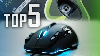 Top 5 Gaming Mice