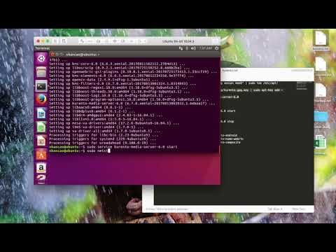 Kurento Media Server Installation On Ubuntu 16 04