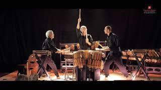 Bamboo Orchestra Trio - Saison culturelle de Montmaur 05 - Juillet 2019