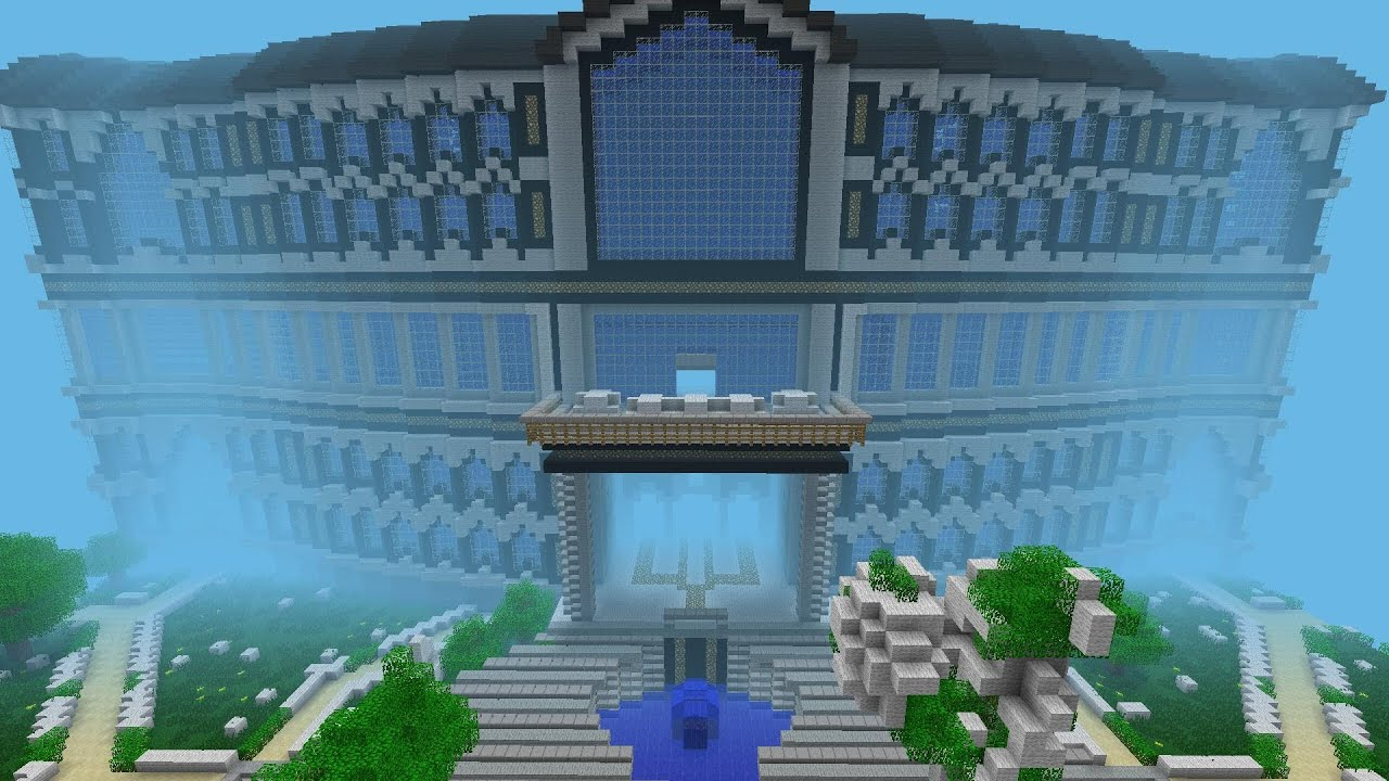 Biggest Mansion In Minecraft Pe | www.pixshark.com ...