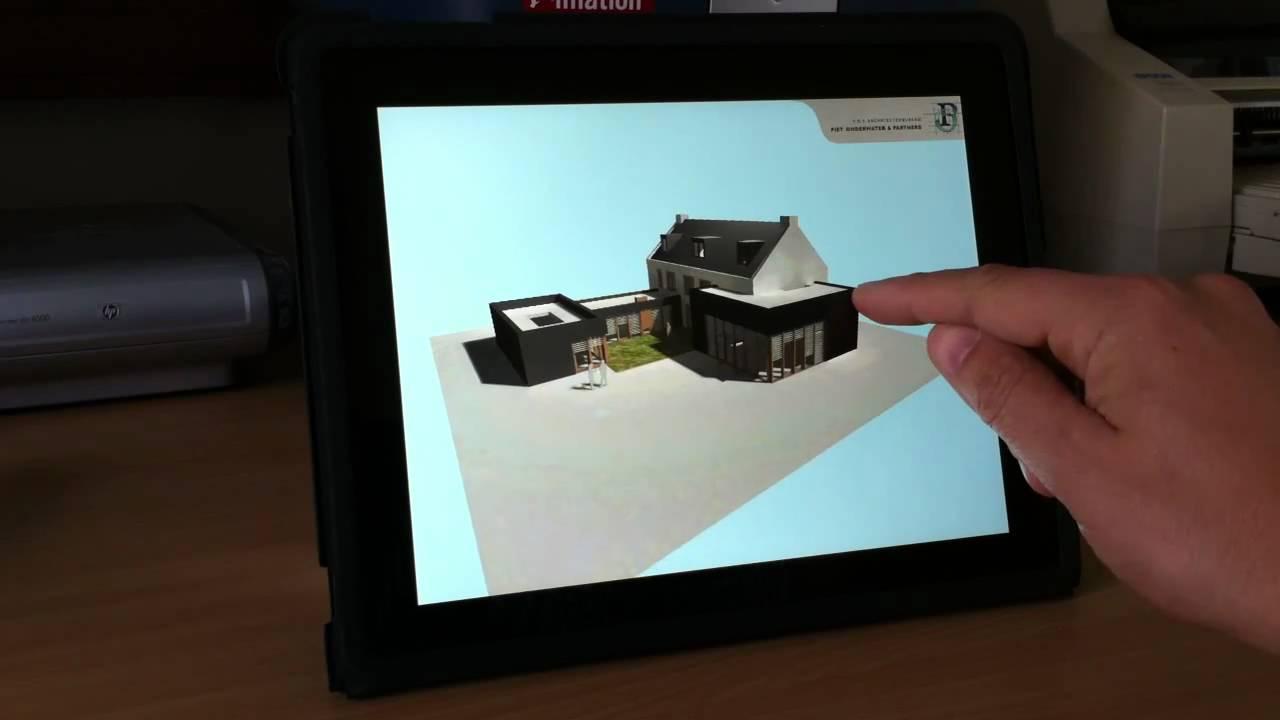 3d bouwtekening maken youtube for 3d tekenen op computer