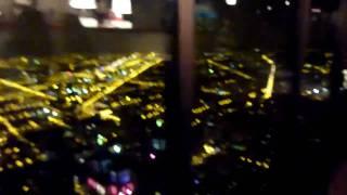 Chicago -Night View from John Hancock Center- 2009/10/02