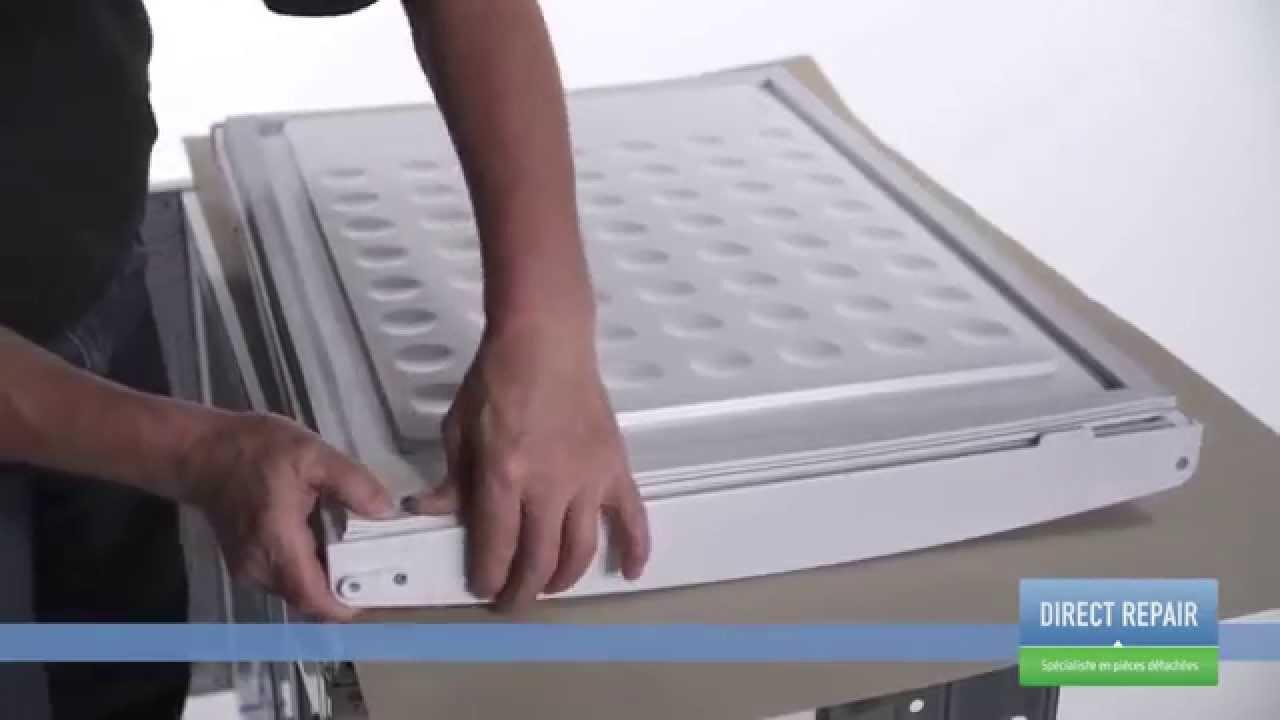 Demontage porte frigo whirlpool