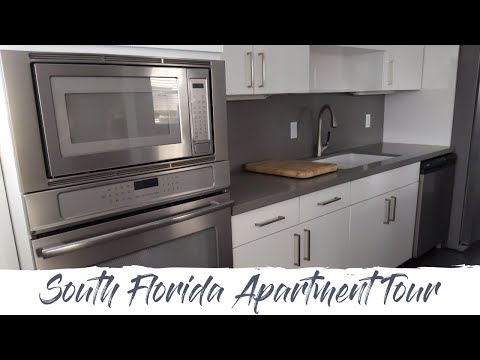 Showing You South Florida Apartments And How Much They Cost!