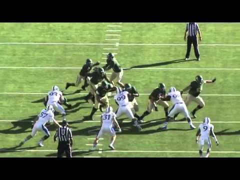 2014 Kansas Defense vs Baylor Offense