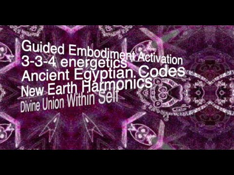 3. 3. 4. Gateway Source Code Activation |  New Earth Harmonics | Michael WhiteFeather | 2020