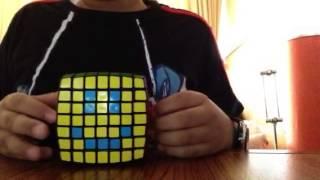 Comment faire un smiley sur un v cube 7
