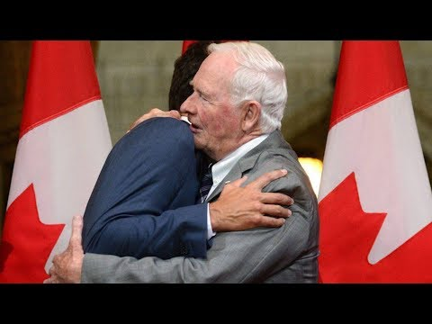 David Johnston says he has 'cherished' being Governor General