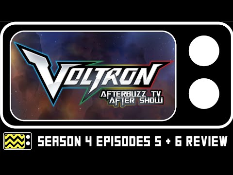 Download Voltron Legendary Defender Season 4 Episodes 5 & 6 Review w/ Kimberly Brooks & Josh Keaton