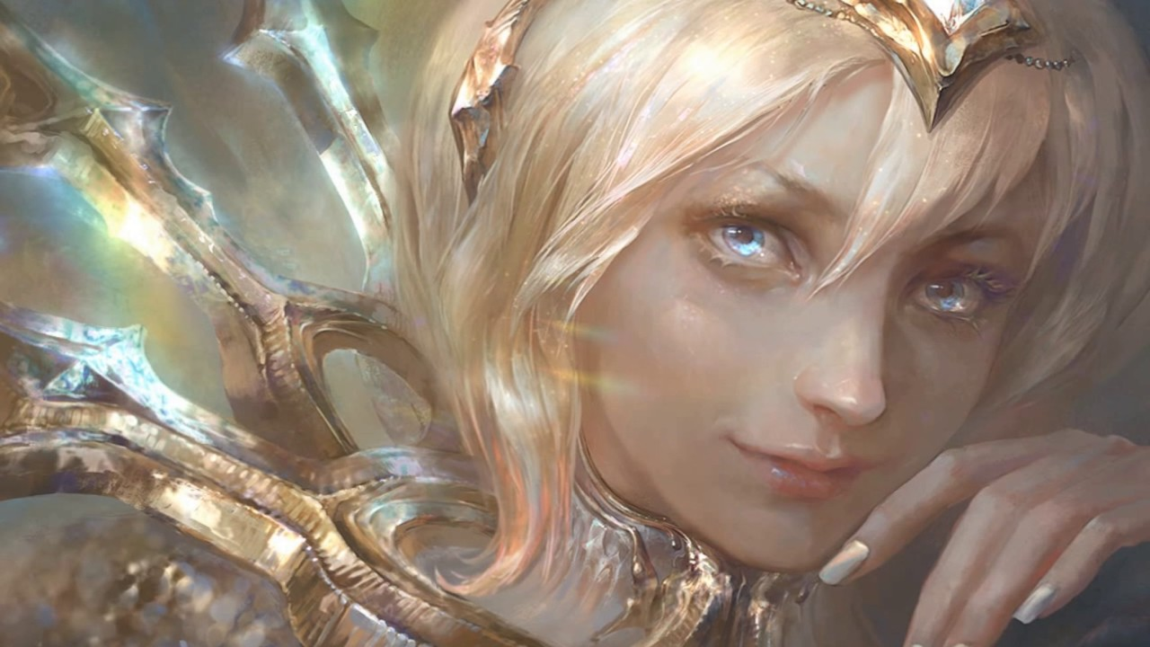Elementalist Lux Dreamscene Hd Wallpaper Animated Login