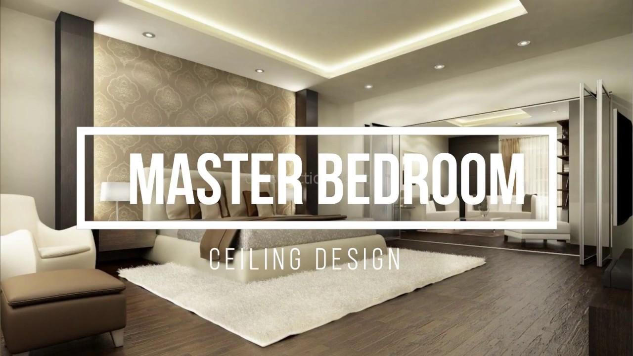 Top 50 Master Bedroom S Ceiling Designs 2018 Hd Youtube