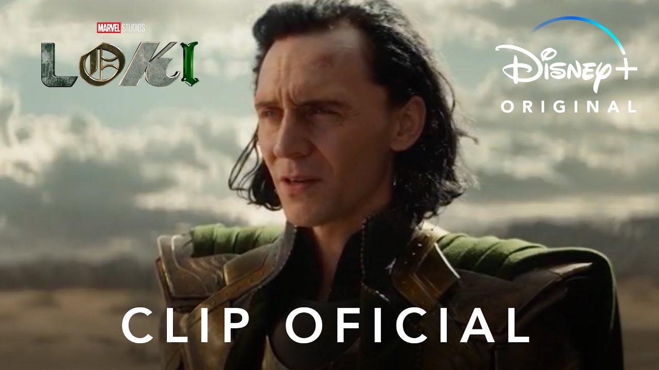 Loki | Adelanto en exclusiva | Disney+