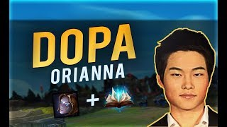 Dopa's going for RANK 1 KOREA with this new Strategy....
