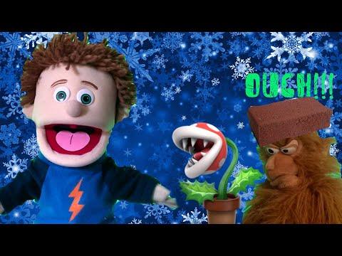 Home Alone 2 Brick Scene (Puppet Edition)